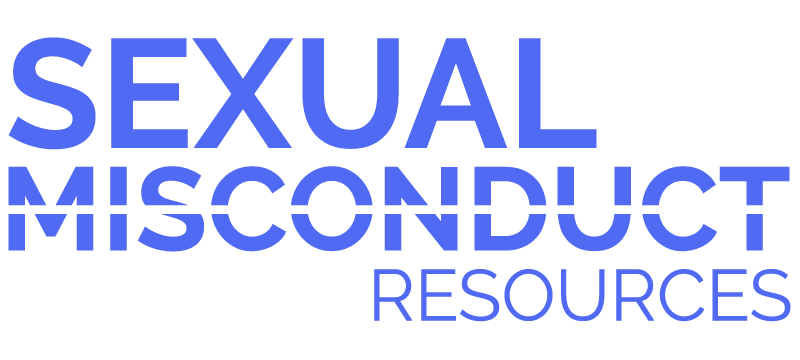 Sexual Misconduct and Abuse Prevention Resources